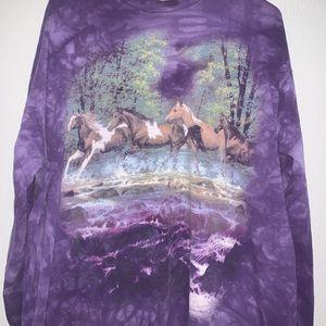 The Mountain Tops - The Mountain Horse Long Sleeve